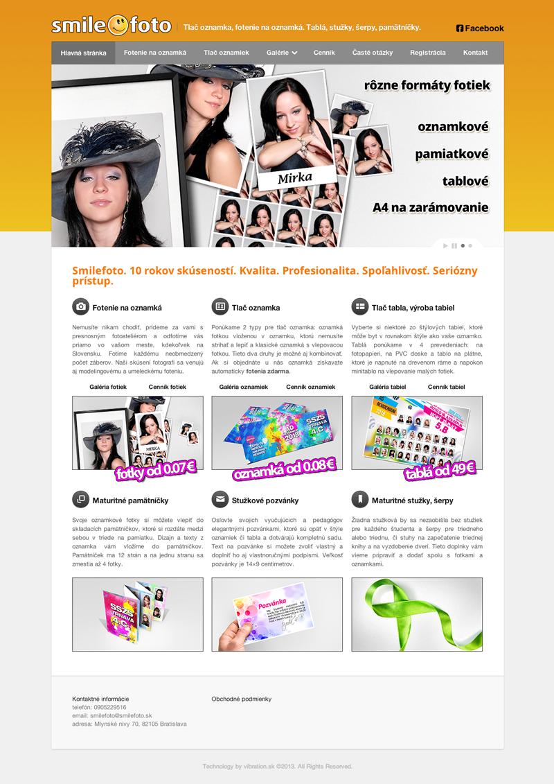 smilefoto-homepage