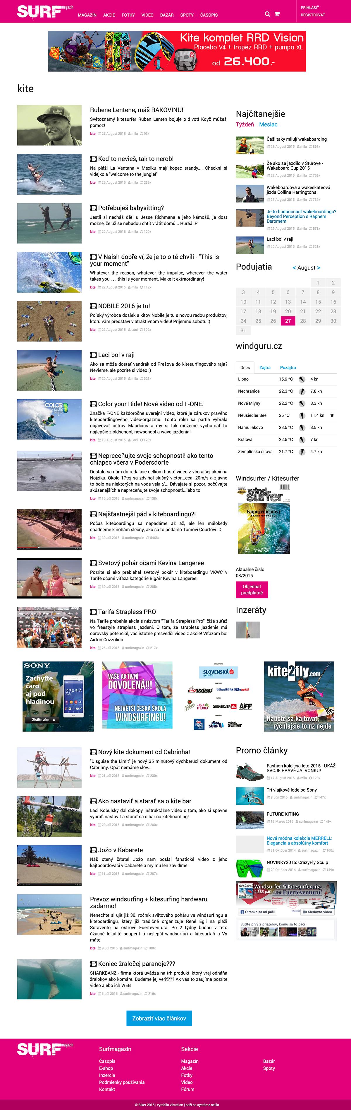 kite surfmagazin