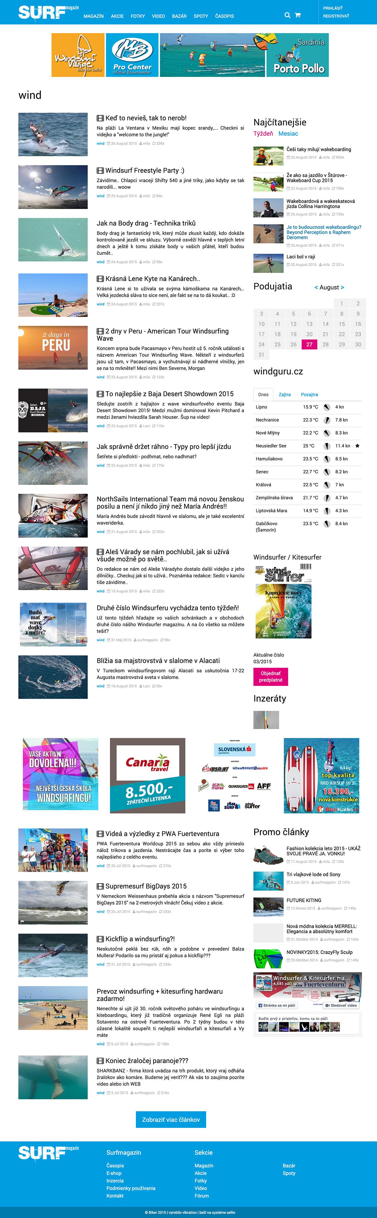 wind surfmagazin