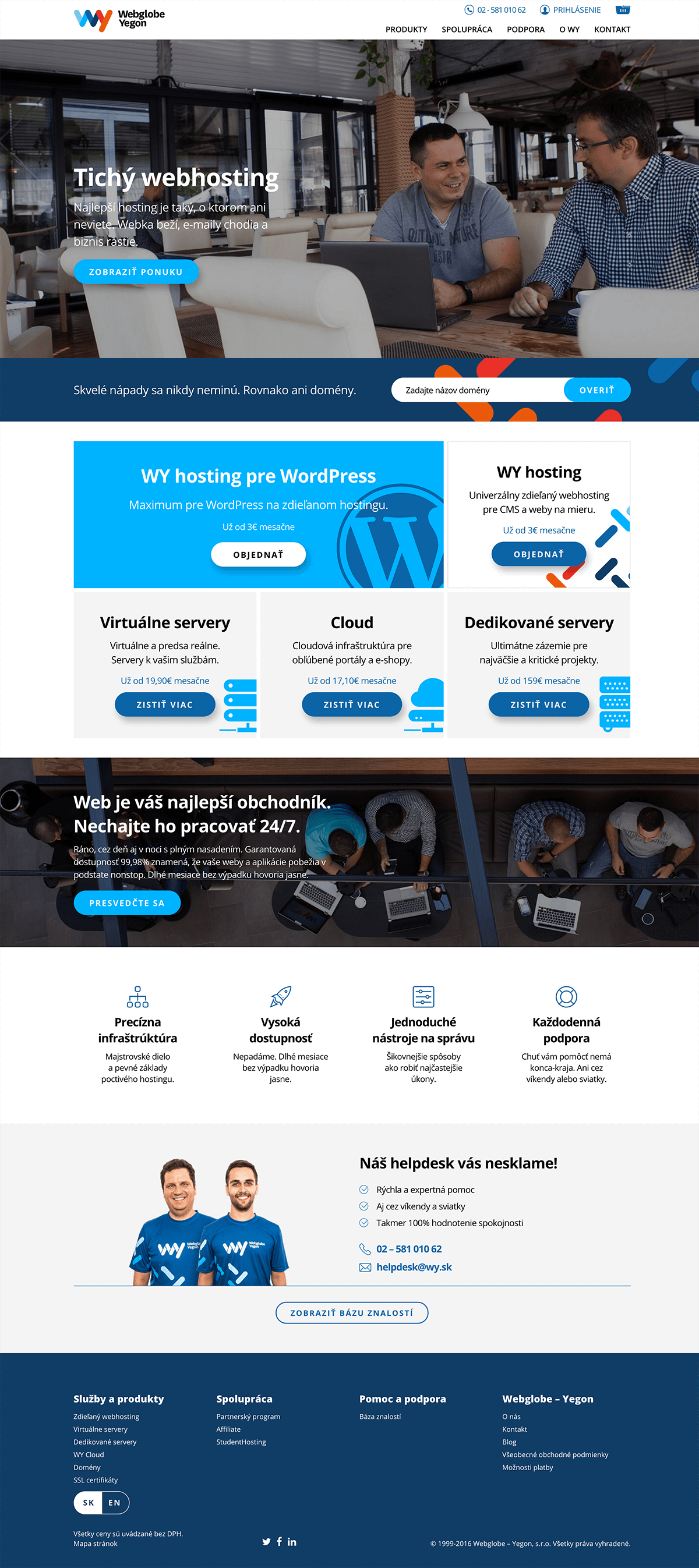 hosting-pre-vase-podnikanie-pre-vas-wy-webglobe-yegon