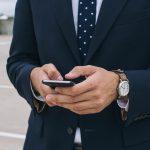 B2B mobile e-commerce