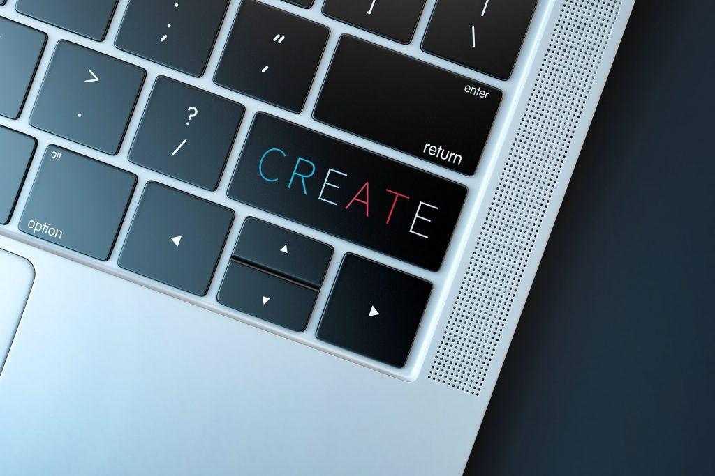 create tvorte