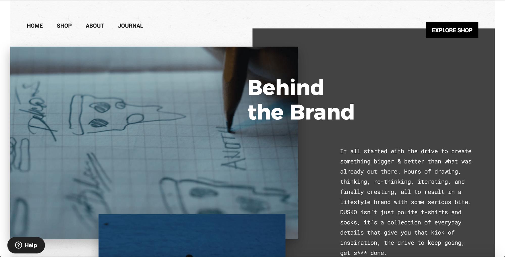asymetria webdizajn