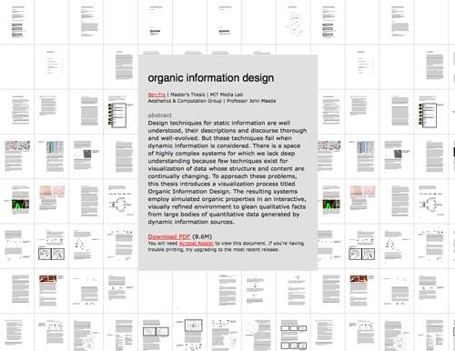 informačná architektúra