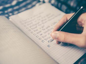 checklist pred spustenim e-shopu