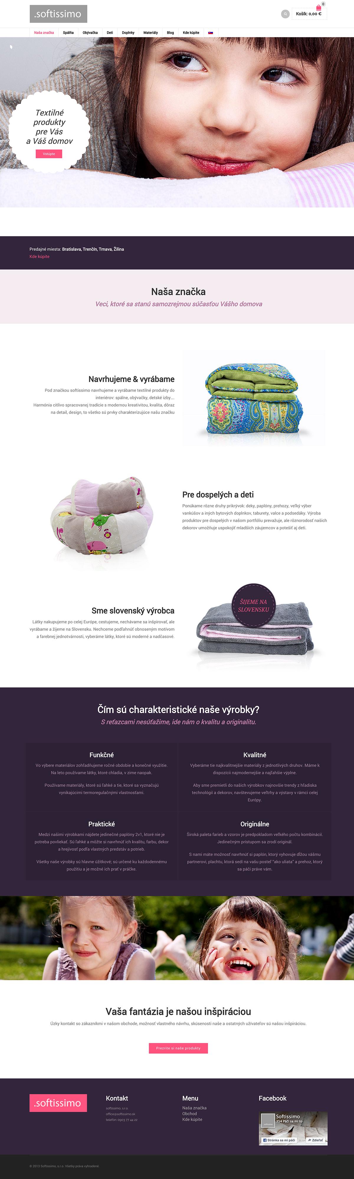 softissimo Textilné produkty pre váš domov copy